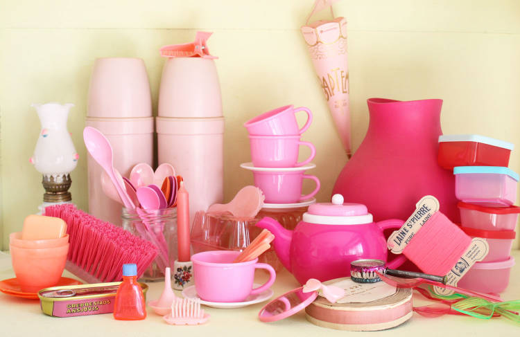 pinkdisplay