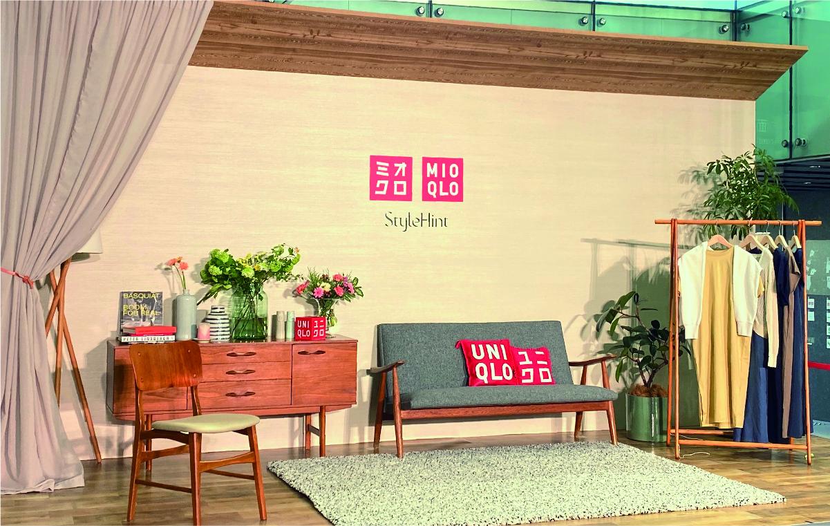 UNIQLO 発表会  at ユニクロ原宿店